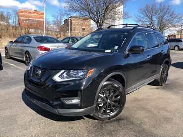2018_Nissan_Rogue_SV_ Worcester MA