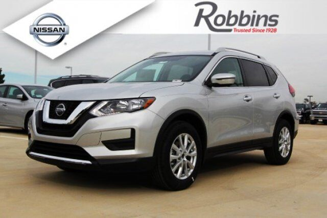 2018 Nissan Rogue Sv W Premium Package Humble Tx 21374502