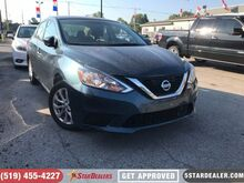 2018_Nissan_Sentra_1.8 SV   CAM   ROOF   HEATED SEATS_ London ON