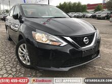 2018_Nissan_Sentra_1.8 SV   ROOF   CAM_ London ON