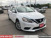 2018_Nissan_Sentra_1.8 SV   ROOF   ONE OWNER   CAM_ London ON