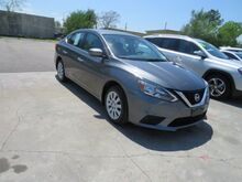 2018_Nissan_Sentra_S 6MT_ Houston TX