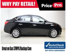 2018_Nissan_Sentra_S_ Maumee OH