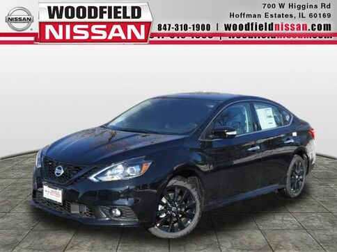 2018_Nissan_Sentra_SR_ Hoffman Estates IL