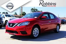 2018_Nissan_Sentra_SV_ Houston TX