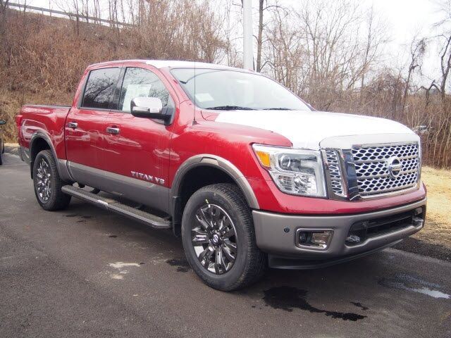 2018 nissan titan platinum reserve washington pa 22296502. Black Bedroom Furniture Sets. Home Design Ideas