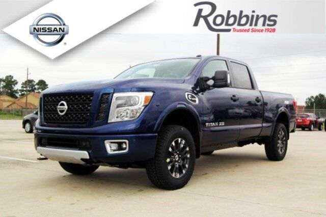 2018 nissan titan xd pro 4x humble tx 22847444. Black Bedroom Furniture Sets. Home Design Ideas