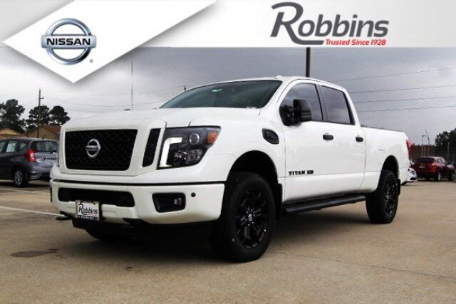 2018 Nissan Titan Xd Sl Midnight Edition Humble Tx 22167196