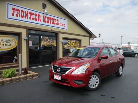2018 Nissan Versa 1.6 SV Sedan Middletown OH
