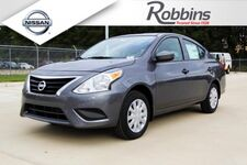 2018_Nissan_Versa Sedan_S_ Houston TX