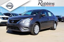 2018_Nissan_Versa Sedan_S Plus_ Houston TX