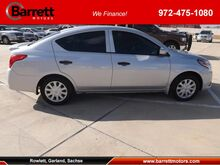 2018_Nissan_Versa Sedan_S Plus_ Garland TX