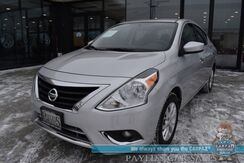 2018_Nissan_Versa Sedan_SV / Automatic / Power Locks & Windows / Bluetooth / Back Up Camera / Cruise Control / 39 MPG / 1-Owner_ Anchorage AK