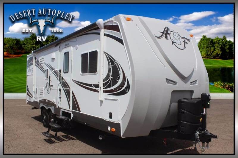 2018 Northwood Arctic Fox 28f Double Slide Travel Trailer