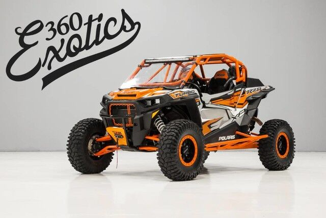 2018_POLARIS_RZR_Turbo (Fully built)_ Austin TX