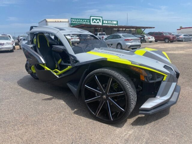 2018 Polaris Slingshot SLR Laredo TX