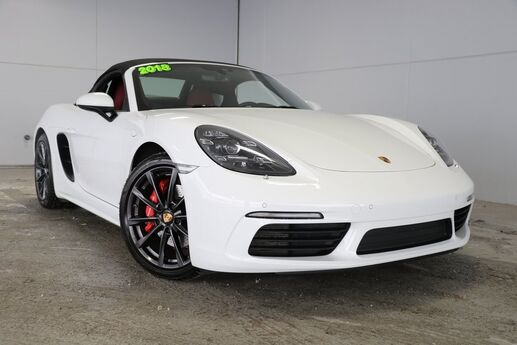 2018 Porsche 718 Boxster S Kansas City KS
