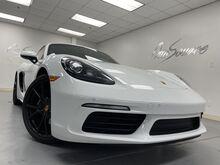 2018_Porsche_718 Cayman_Base_ Dallas TX