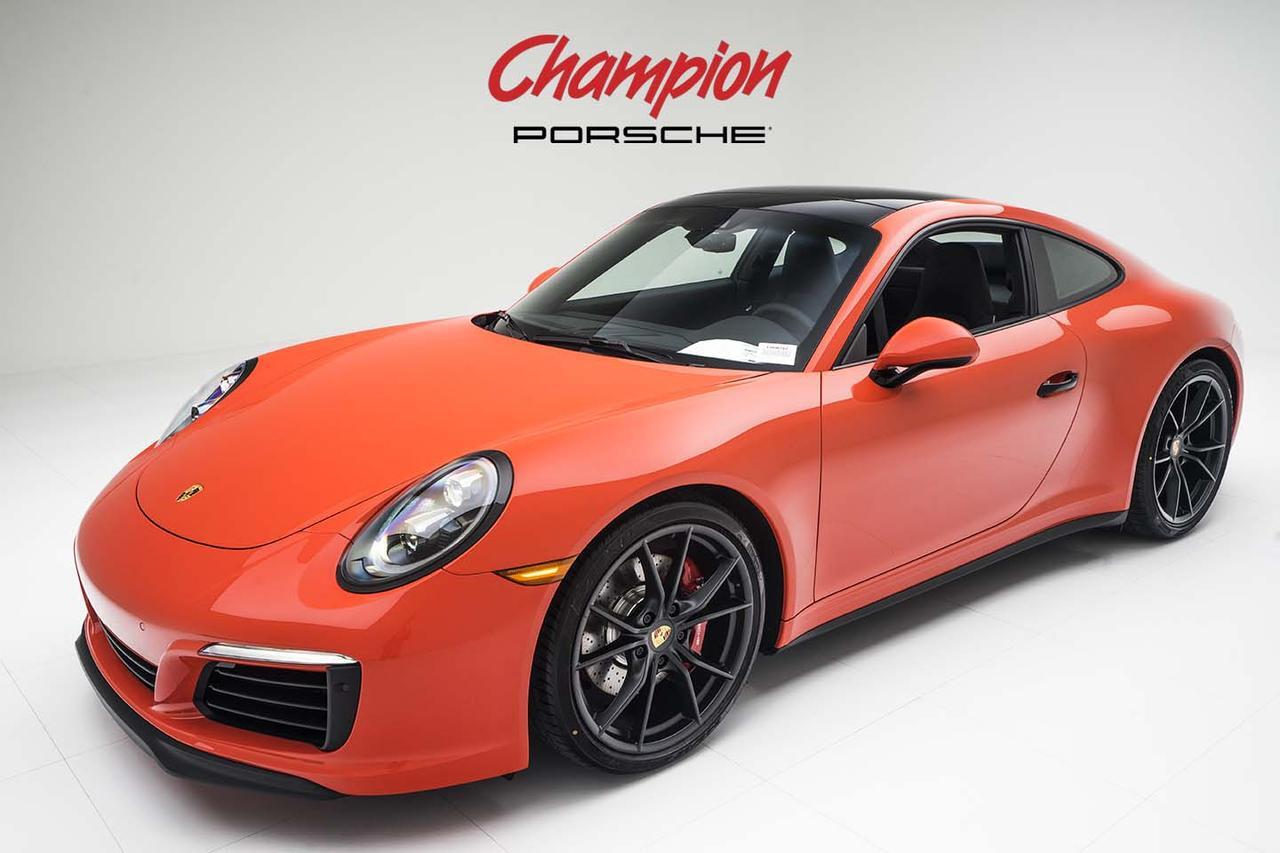 vehicle details 2018 porsche 911 at champion porsche. Black Bedroom Furniture Sets. Home Design Ideas