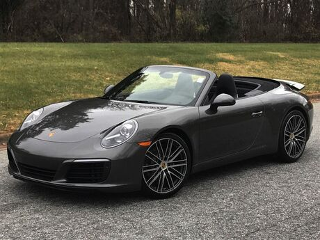 2018 Porsche 911 Carrera Greensboro NC