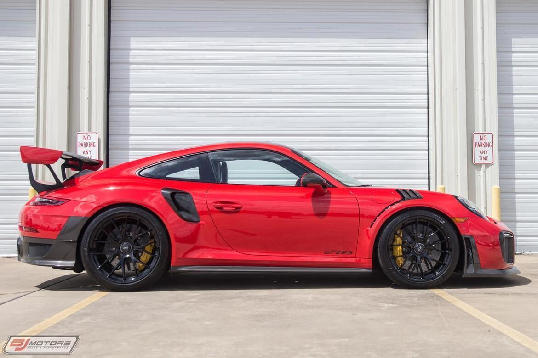 2018 Porsche 911 GT2 RS Weissach Tomball TX