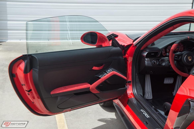 2018 Porsche 911 GT2 RS Weissach Package Tomball TX
