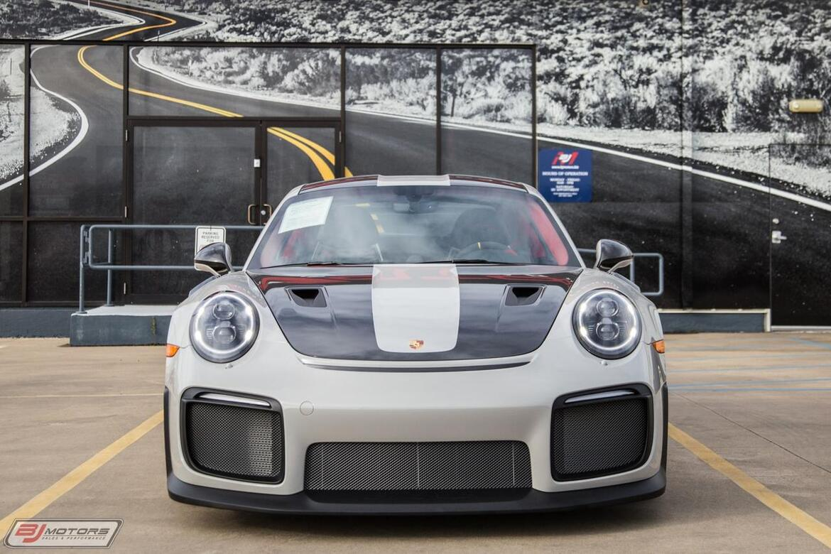 2018 Porsche 911 GT2RS Weissach GT2 RS Tomball TX