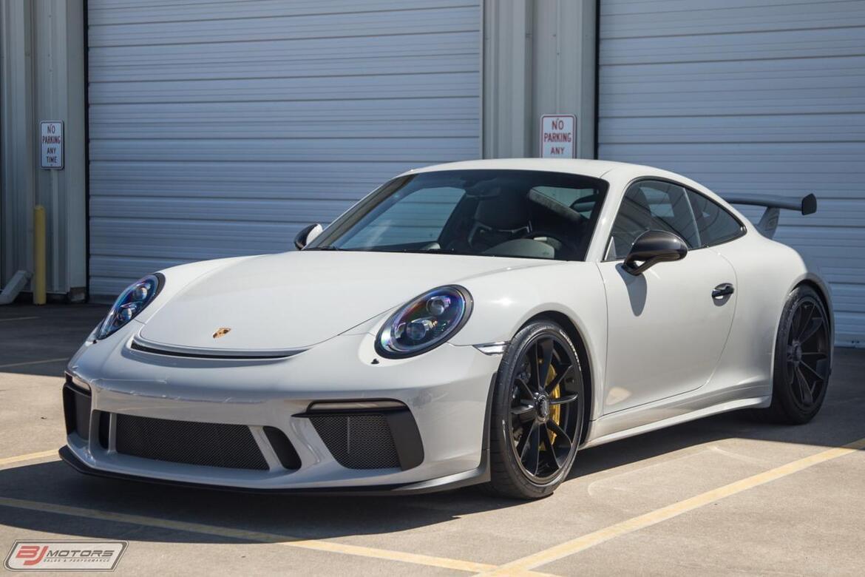 2018 Porsche 911 GT3 Tomball TX