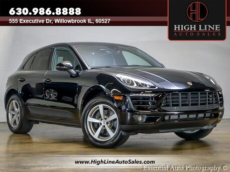2018_Porsche_Macan__ Willowbrook IL