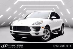 2018_Porsche_Macan_Back-Up Camera Lane Departure Warning Low Miles!_ Houston TX