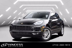 Porsche Macan Blind Spot Backup Camera Heated Seats Panoramic Roof Warranty. 2018