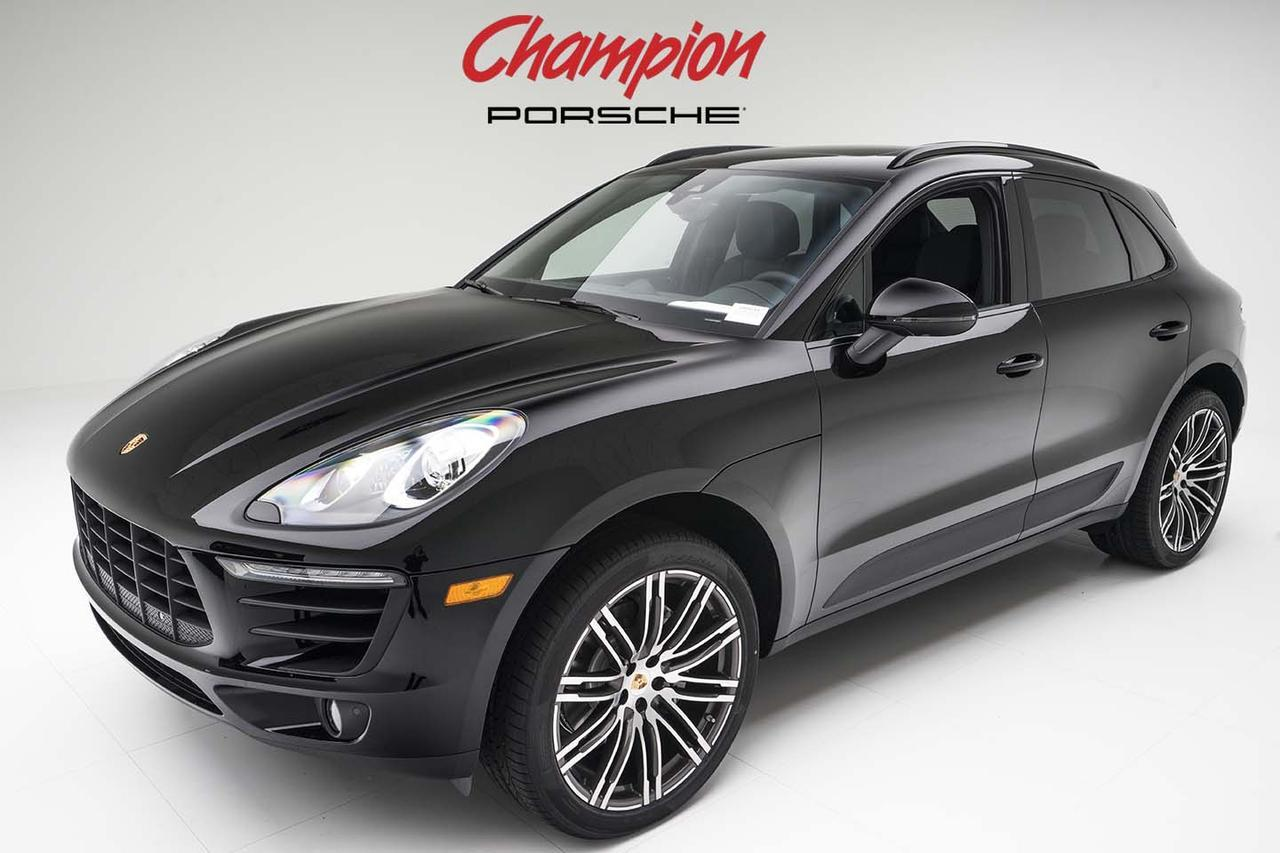 2018 porsche macan s best new cars for 2018. Black Bedroom Furniture Sets. Home Design Ideas