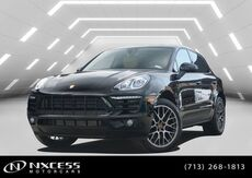 2018_Porsche_Macan_Sport Edition Loaded Option 1 Owner Warranty._ Houston TX
