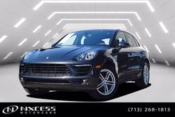 Porsche Macan Sport Edition Navigation Panoramic Roof Low Miles Warranty. 2018