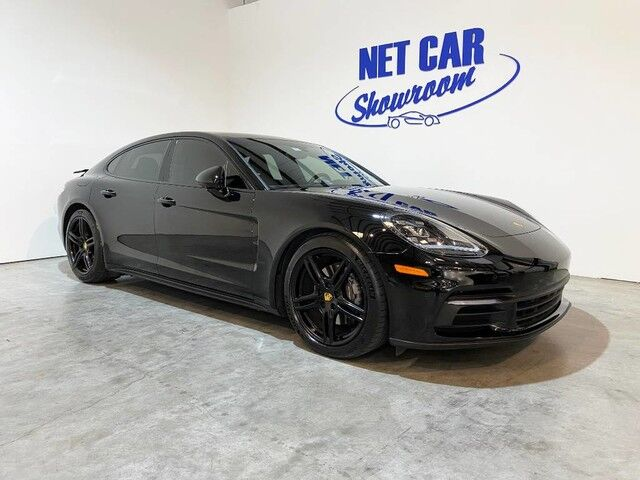 2018 Porsche Panamera 4 Houston TX