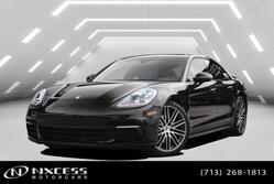 Porsche Panamera 4 One Owner Factory Warranty. 2018