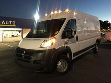 2018_RAM_ProMaster Cargo_2500 159 WB_ Raleigh NC