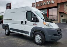 2018_RAM_Promaster_1500 High Roof Tradesman 136-in. WB_ Charlotte NC