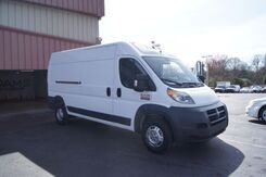 2018_RAM_Promaster_3500 High Roof Tradesman 159-in. WB_ Charlotte NC