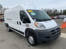 2018_RAM_Promaster_3500 High Roof Tradesman 159-in. WB Ext_ Charlotte NC