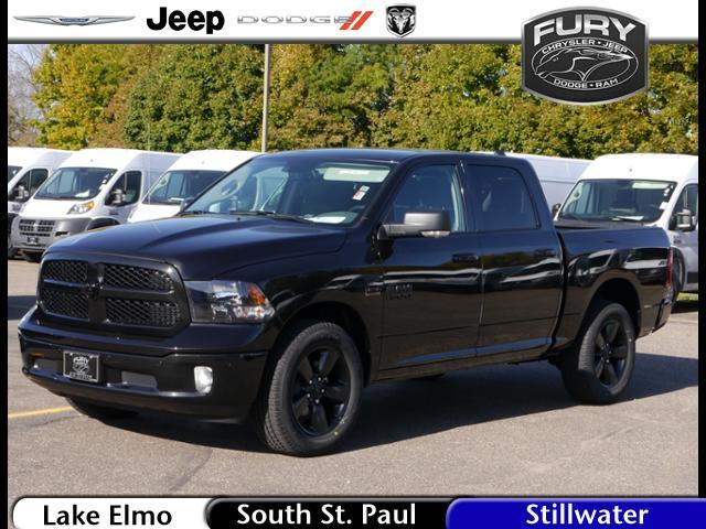 2018 Ram 1500 Big Horn 4x4 Crew Cab 5 39 7 Box Lake Elmo Mn