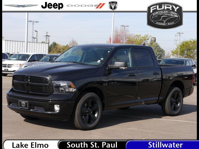 2018 Ram 1500 Big Horn 4x4 Crew Cab 5 39 7 Box Oak Park