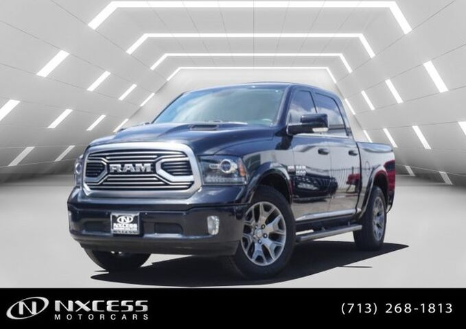 2018 Ram 1500 HEMI 5.7 Liter Longhorn 4X4 V8 NAVI LEATHER. Houston TX