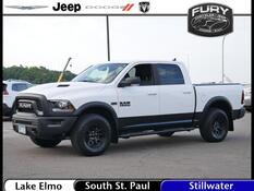 2018 Ram 1500 Rebel 4x4 Crew Cab 5'7 Box