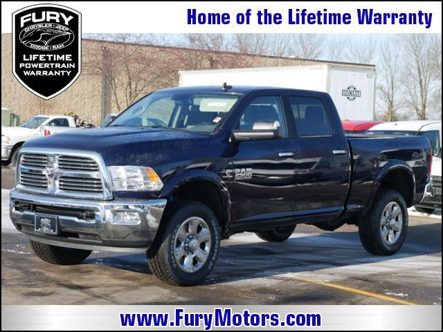 2018 Ram 2500 Big Horn 4x4 Crew Cab 6'4 Box St. Paul MN