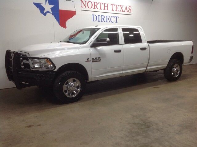 2018 Ram 2500 FREE DELIVERY Tradesman 4x4 Diesel Touch Screen Bluetooth Camera Mansfield TX