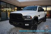 2018 Ram 2500 Power Wagon / 4X4 / 6.4L V8 / Crew Cab / Auto Start / Heated Seats / Heated Steering Wheel / Sunroof / Bluetooth / Back Up Camera / Tonneau Cover / Bed Liner / Tow pkg / Winch / Only 18k Miles / 1-Owner