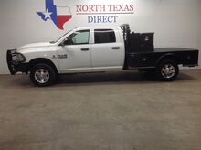 2018_Ram_2500_Tradesman 4x4 Diesel Flatbed Touch Screen Ranch Hand_ Mansfield TX