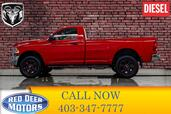 2018 Ram 3500 4x4 Regular Cab SLT Longbox Diesel Manual