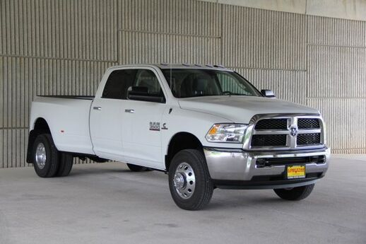 2018 Ram 3500 SLT Crew Cab 4X4 Long Box